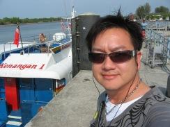 ลงเรือไปเกาะลังกาวี
